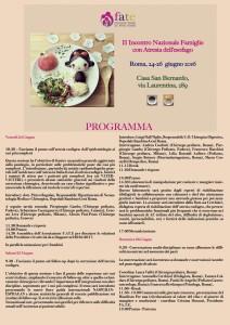 programma fate giugno 2016