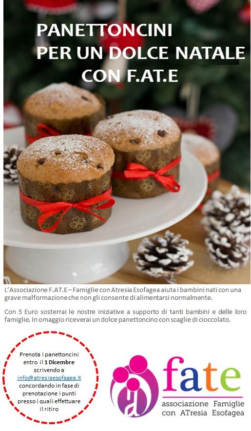 Per un dolce Natale con F.AT.E